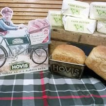 hovis bread on a table